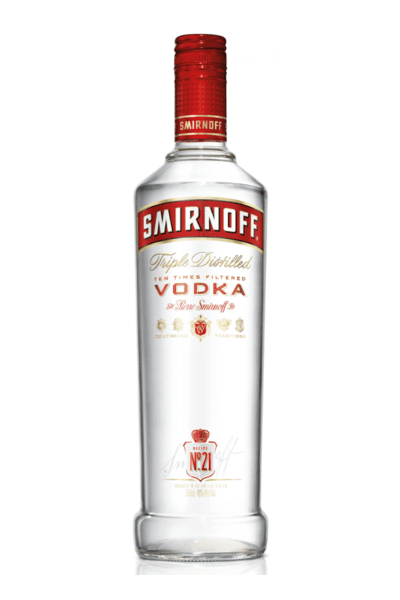 Smirnoff Red x 700 cc Vodka