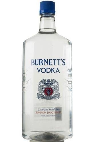 Vodka Burnett's 1000 ml Destilados