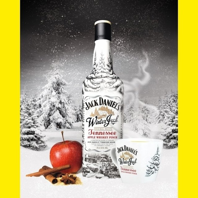 Jack Daniels Winter Jack Whiskies  - comprar online