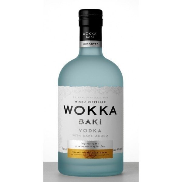 Wokka Saki Vodka