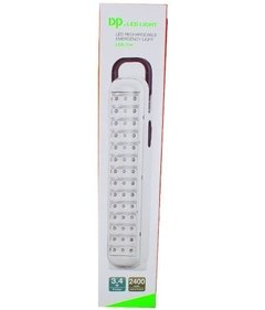 Luz De Emergencia 42 Leds Grande Enchufe 220v Recargable Led en internet