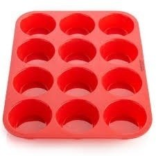 Set Kit Reposteria Moldes Silicona Muffins Manga Horno - comprar online