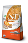 Concentrado N&D Natural & Delicious Low Ancestral Grain feline 1.5 kilos