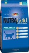 Concentrado NUTRA GOLD Holistic formula indoor cat x 7.5 Kilos