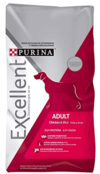 PURINA EXCELLENT Adult chicken & rice x 8 kilos