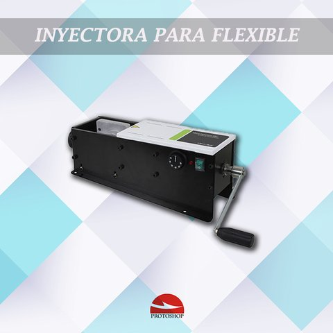 inyectora manual tecnodent