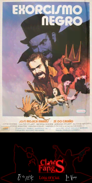 Cartaz Exorcismo Negro