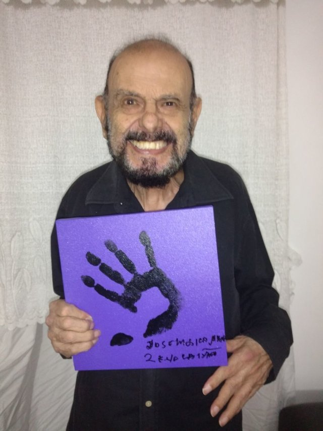 Image of Mojica's Hand Imprint Collection