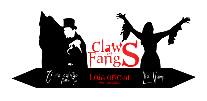 Claws And Fangs - Official Store of Conffin Joe And Liz Vamp