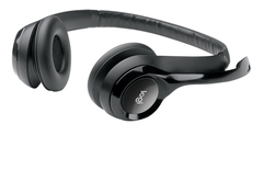 Auricular Pc LOGITECH H390 Microfono Headset Color Negro - comprar online