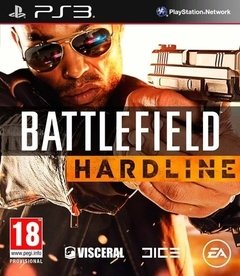 Battlefield Hardline Ps3 Fisico Sellado Original