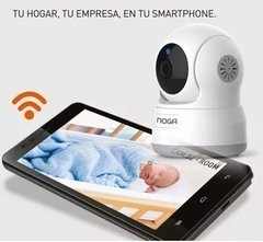 Camara Ip NOGA Ng Ip721 2 Full Hd 1080P en internet