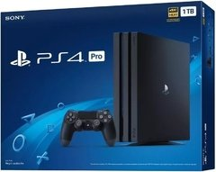 Playstation 4 Ps4 Pro Sony 1Tb - SHOPPING GAME