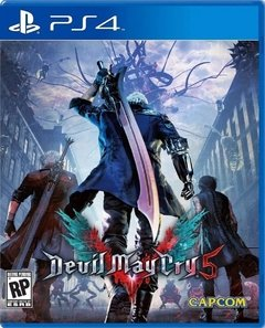 Devil May Cry 5 Playstation 4 Ps4 Fisico Sellado Original