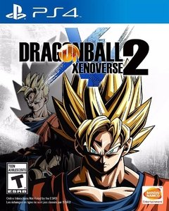 Dragon Ball Xenoverse 2 Ps4 Fisico Sellado Original