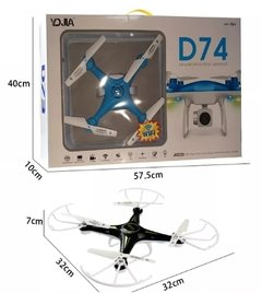 Drone Mini con Camara Ydjia D74 Control Remoto 2.4GHZ - SHOPPING GAME