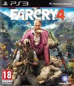 Far Cry 4 Ps3 Fisico Sellado Original