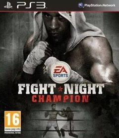 Fight Night Champion Ps3 Fisico Sellado Original