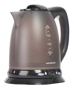 Pava Jarra Electrica WINCO W70 Corte Ideal Para Mate - Te - Cafe 1.8lts