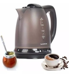 Pava Jarra Electrica WINCO W70 Corte Ideal Para Mate - Te - Cafe 1.8lts - SHOPPINGAME