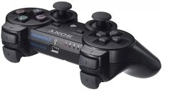 Joystick Playstation 3 Ps3 Play 3 SONY  Negro Wireless - comprar online