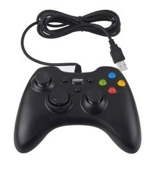 Joystick Xbox 360 y Pc con Cable Usb