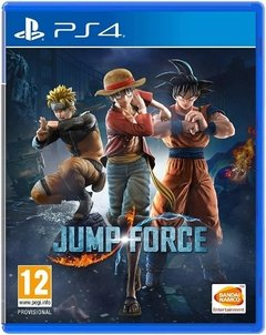 Jump Force Ps4 Fisico Sellado Original