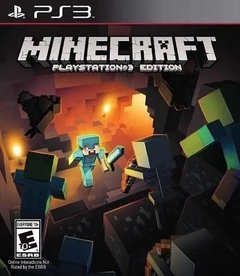 Minecraft Ps3 Entrega Gratis en Caba Playstation 3 Fisico Sellado Original Nuevo