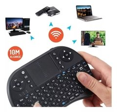 Mini Teclado Inalambrico Android Smart Touchpad Tv Pc Xbox en internet