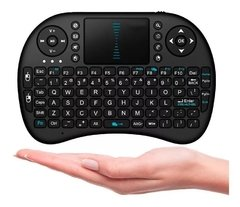 Imagen de Mini Teclado Inalambrico Android Smart Touchpad Tv Pc Xbox