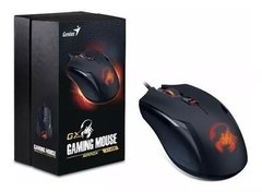 Mouse Gamer GENIUS Gx Gaming Ammox X1-400 3200dpi 1ms en internet