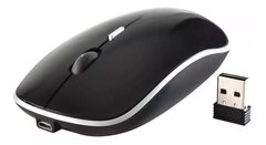 Mouse Inalambrico Recargable Pc Notebook Bateria NOGA Ngm-700r