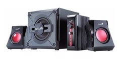 Parlantes Gamer GENIUS  Gx Sw-g2.1 1250 Subwoofer 38w