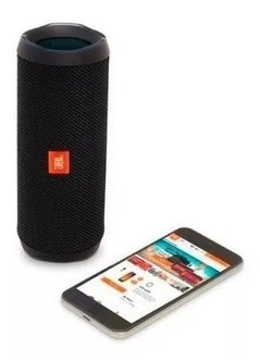 Parlante JBL FLIP 4 Portatil 100% Original Bluetooth iPhone Micro Usb - Shoppingame