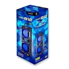 Parlante Torre Activo Dj Sp1812 PANACOM Bluetooth Luces Rgb  Multimedia en internet