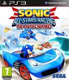 Sonic All Stars Racing Ps3 Fisico Sellado Original