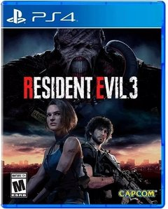 Resident Evil 3 Remake Ps4 Fisico Original Sellado