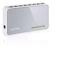 Switch 8 Bocas TP-LINK Tl-sf1008d 10/100 Mbps