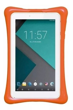 Tablet PHILCO Tp7a4n 7 Pulgadas Blanca Quad-core 8gb + Funda