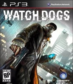 Watch Dogs Ps3 Fisico Sellado Original