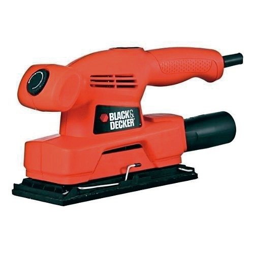 LIXADEIRA ORBITAL 93X185MM CD450 - BLACK & DECKER