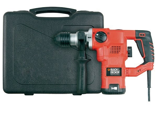 MARTELETE ROT+ROMP 32MM PLUS KD1250K - BLACK & DECKER