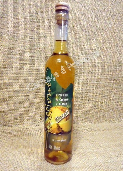 LICOR DE ABACAXI PASSIONE 500 ML - 00215