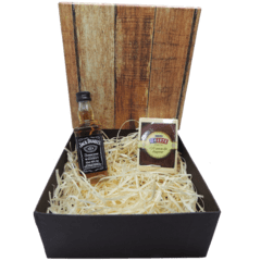 KIT JACK DANIEL'S 50 ML + GOIABADA