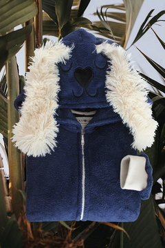 ONESIE MUJER/ADOLESCENTE BLUE RABBIT - buy online
