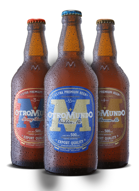 Cerveza Otro Mundo Party Mix - Pack 12U. x 500 cm3