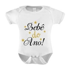 Body ou Camiseta Bebê do Ano