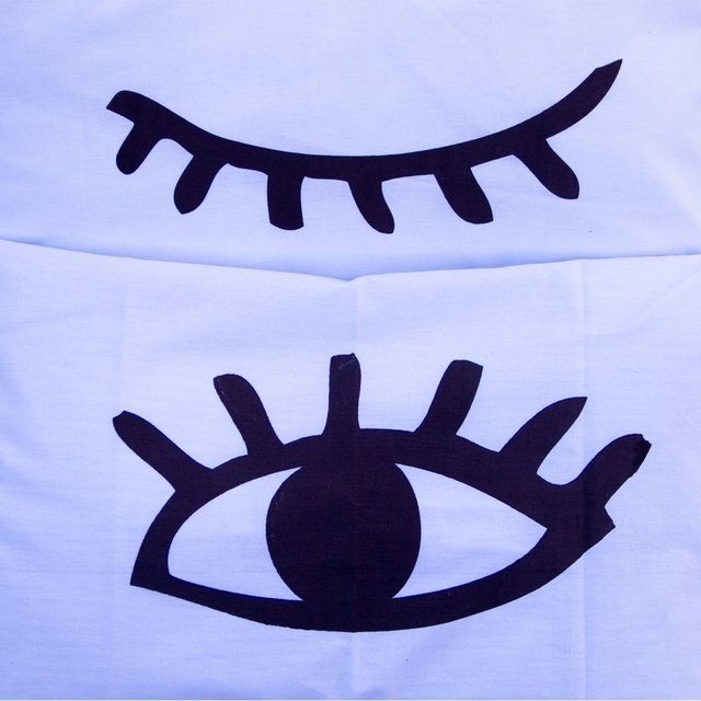 Fundas Almohada Eyes en internet