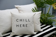 Almohadon Chill Here - comprar online