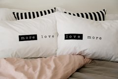 Fundas Almohada More Love - Langosta